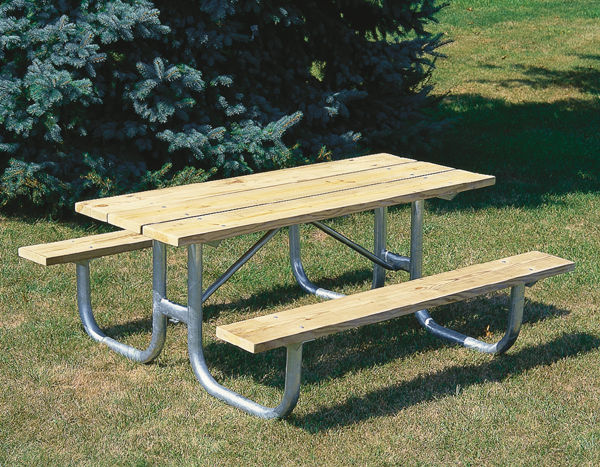Delicieux Extra Heavy Duty Picnic Table