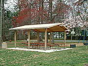 Wood Shelters from Recreation Dynamics